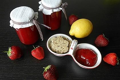 Fruchtig-süße Erdbeermarmelade 5