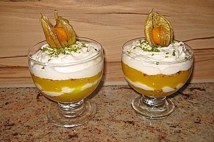 Mango-Mascarpone Dessert 2