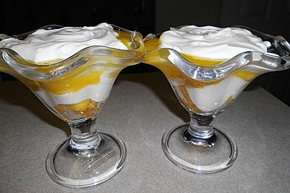 Mango-Mascarpone Dessert 4