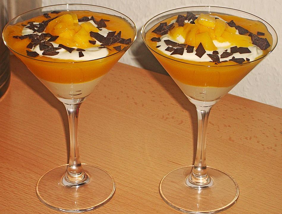 mango mascarpone dessert rezept mit bild von ufaudie58. Black Bedroom Furniture Sets. Home Design Ideas