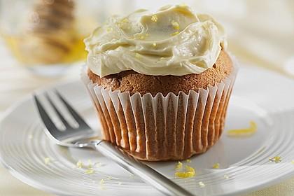 Philadelphia Banana-Lemon Cupcakes