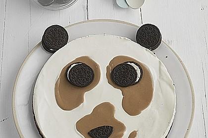 Philadelphia Torte Oreo-Pandabär 0