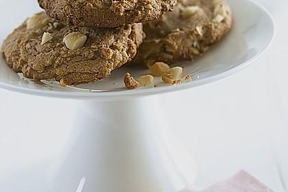 """""""Philadelphia mit Milka"""" Macadamia Nuss-Cookies"""