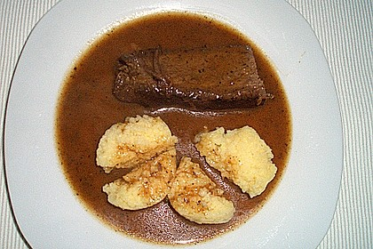 Hobbykochens Sauerbraten 1