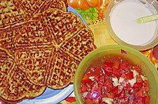 Zucchini - Pfannkuchen
