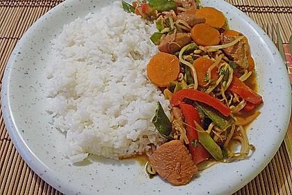 Thailändisches Chickencurry 2