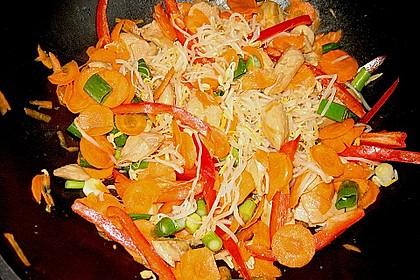 Thailändisches Chickencurry 6