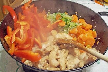 Thailändisches Chickencurry 15