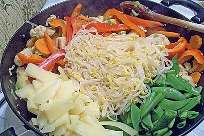 Thailändisches Chickencurry 11