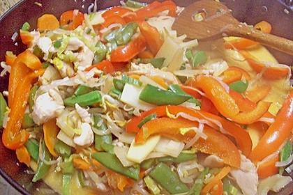 Thailändisches Chickencurry 14