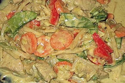 Thailändisches Chickencurry 13