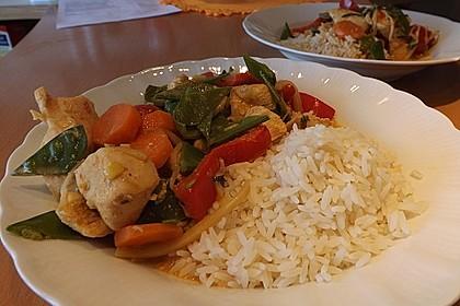 Thailändisches Chickencurry 5