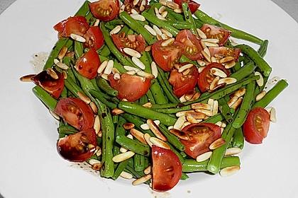 Antipasti mit grünen Bohnen und Pinienkernen 2