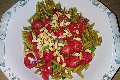 Antipasti mit grünen Bohnen und Pinienkernen 5