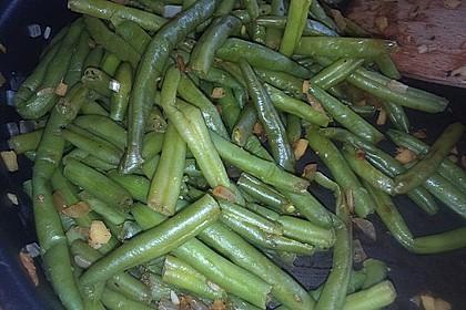 Antipasti mit grünen Bohnen und Pinienkernen 9
