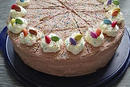 Schokoladen - Sahne - Torte für Eilige 7