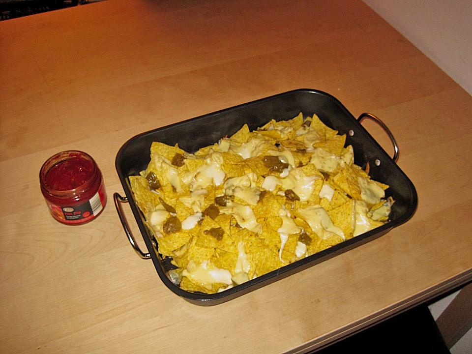 Party Nachos (Rezept mit Bild) von tiggerblue78 | Chefkoch.de