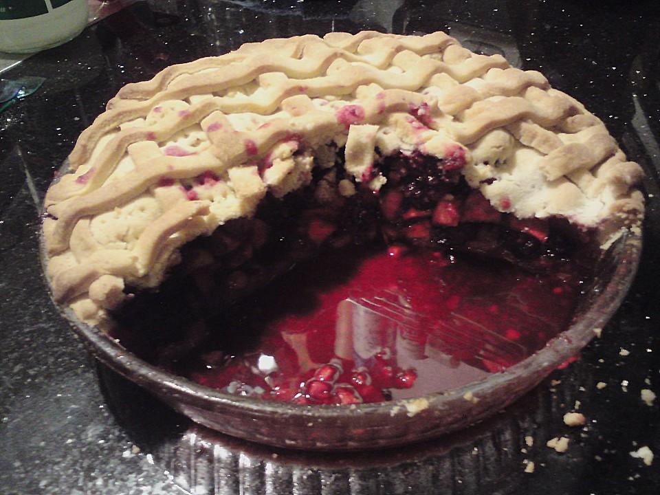 Blackberry - Pie (Rezept mit Bild) von otto42 | Chefkoch.de