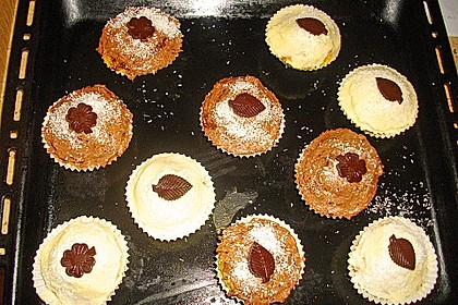 Weihnachts - Muffins 2