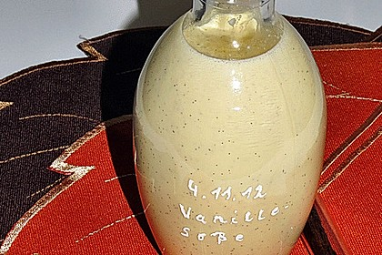 Die ultimative Vanillesauce 8
