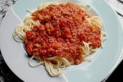 Mama`s Bolognese 1