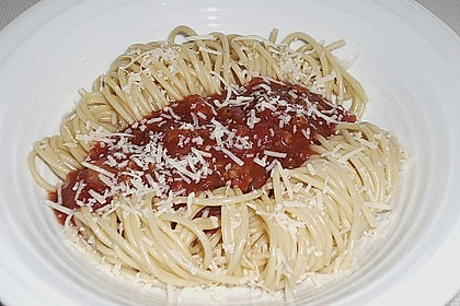 Mama`s Bolognese 20