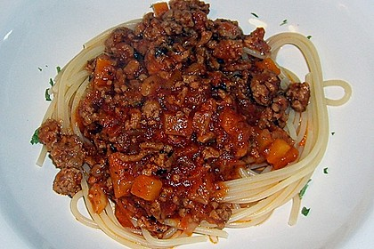 Mama`s Bolognese 18