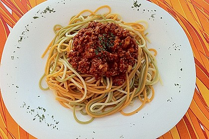 Mama`s Bolognese 0