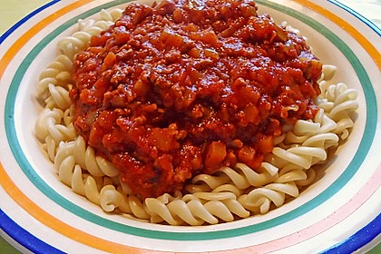 Mama`s Bolognese 6