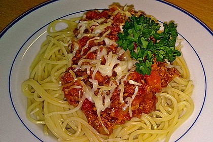 Mama`s Bolognese 3