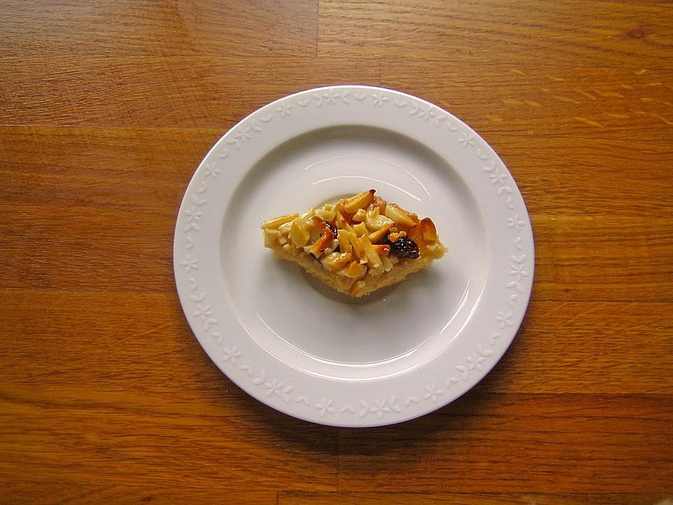 Lemon Cranberry Florentines Recipe — Dishmaps