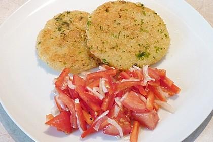 Kohlrabi in Parmesan-Kräuter-Panade 8