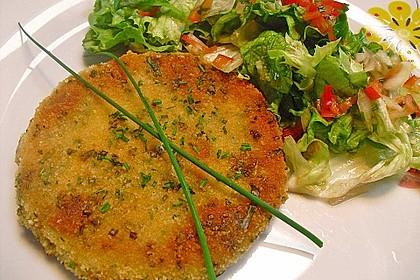 Kohlrabi in Parmesan-Kräuter-Panade 3
