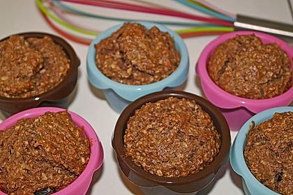 vegane cranberry kokos muffins rezept mit bild von muffiin. Black Bedroom Furniture Sets. Home Design Ideas