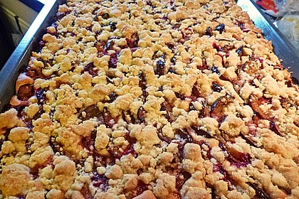 Apfelkuchen mit Streuseln 25