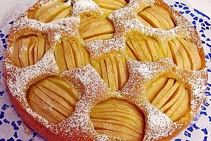 Apfelkuchen mit Streuseln 9