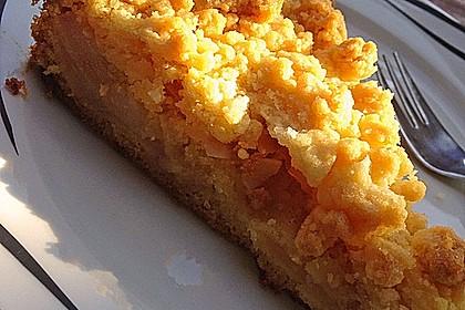 Apfelkuchen mit Streuseln 61