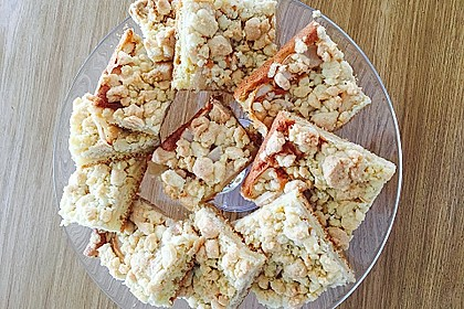 Apfelkuchen mit Streuseln 38