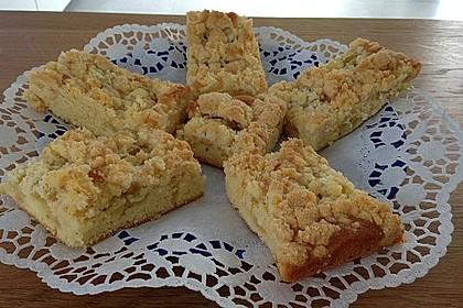 Apfelkuchen mit Streuseln 33