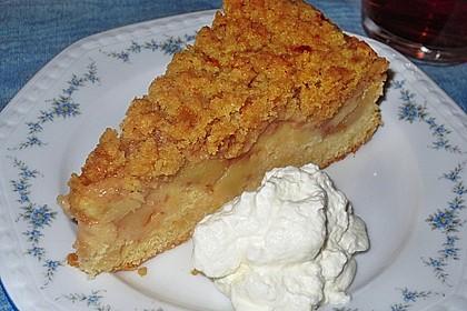 Apfelkuchen mit Streuseln 29