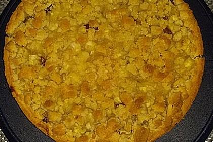 Apfelkuchen mit Streuseln 79