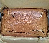 Einfacher Kuchen mit Schokostückchen
