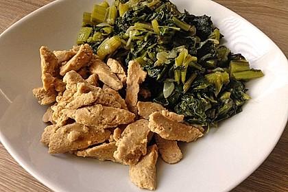 Soja-Spätzle ohne Kohlenhydrate 1
