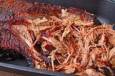 Pulled Pork, zarter Schweinebraten aus dem Ofen - fast original, nur ohne Grill