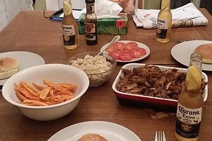 Pulled Pork, zarter Schweinebraten aus dem Ofen - fast original, nur ohne Grill 39