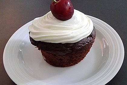 Schoko Muffins ohne Mehl (Low Carb) 1