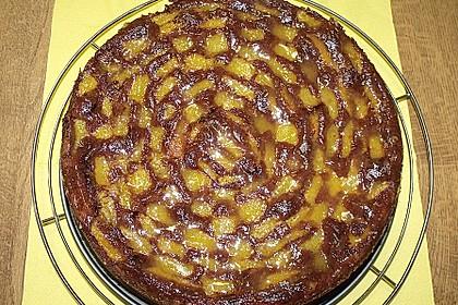Schoko-Orangen-Kuchen 1