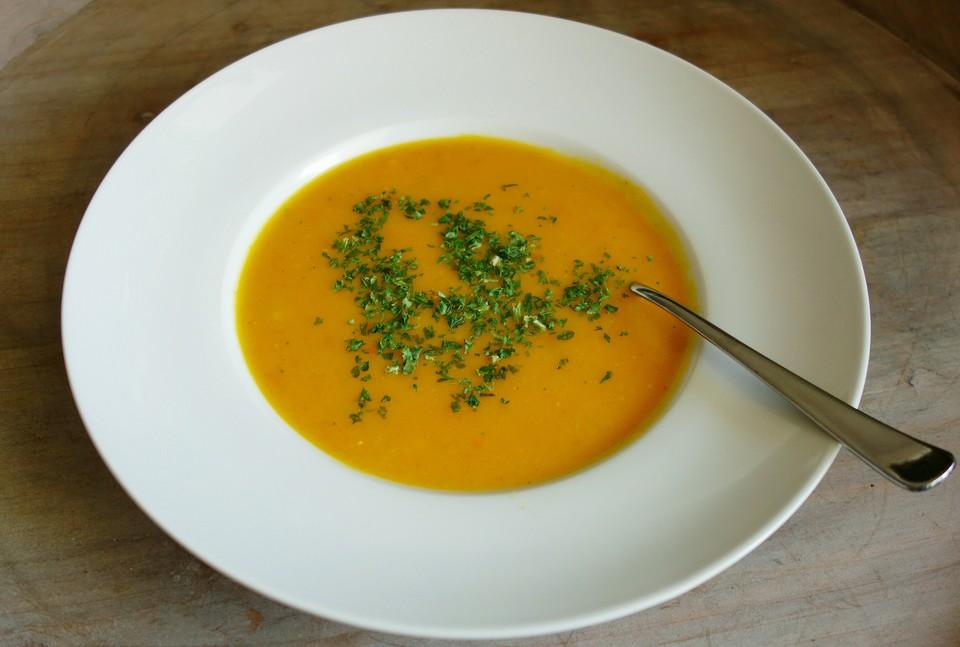 kürbissuppe (rezept mit bild) von elchforceone | chefkoch.de ...