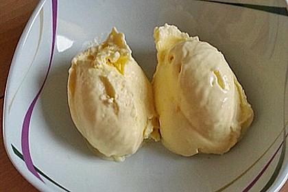 Mango-Joghurt-Eis