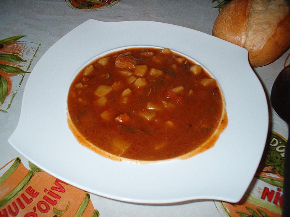 ungarischer gulaschtopf rezept mit bild von On ungarischer gulaschtopf